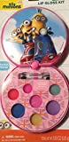 Minions Lip Gloss Kit W/ Bonus Mirror