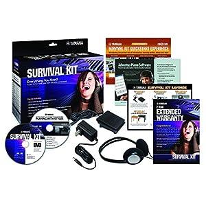 yamaha skd2 survival kit for portable yamaha keyboards musical instruments. Black Bedroom Furniture Sets. Home Design Ideas