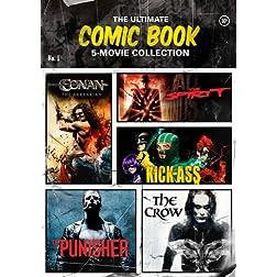 Comic Book 5 Film Set
