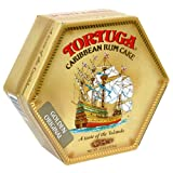 Tortuga Caribbean Rum Cake, Golden Original, 33-Ounce Cake