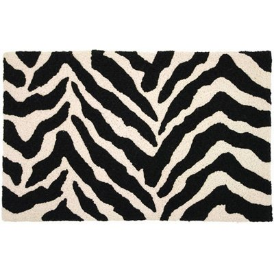 Zebra Stripes Area Rug