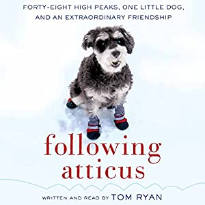 Following Atticus Audiobook