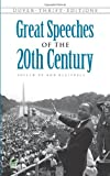 Great Speeches of the 20th Century (Dover Thrift Editions)