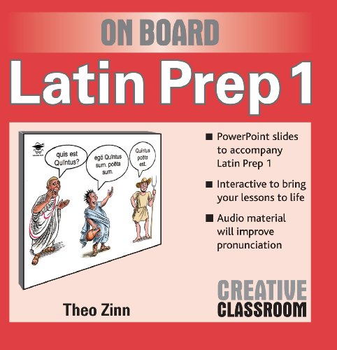 On Board Latin Prep 1: Book 1 (So You Really Want to Learn)