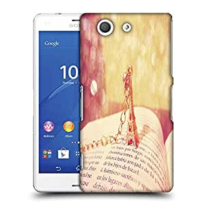 Snoogg Cute Eiffel Tower Designer Protective Phone Back Case Cover For SONY XPERIA Z3 COMPACT