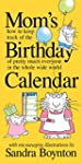 Mom's Birthday Calendar: Perpetual: H...