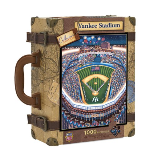 MasterPieces Yankee Stadium Collector Edition Puzzle Picture