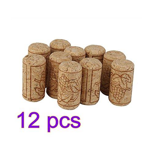fendii-lot-de-12-standard-droit-bouteille-bouchon-en-liege-home-brew-vin-raisin