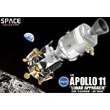 "Dragon Models 1/72 Apollo 11 ""Lunar Approach"" CSM ""Columbia"" + LM ""Eagle"" (Space)"