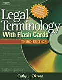 Legal Terminology with Flashcards (West Legal Studies)