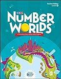 Number Worlds: A Prevention / Intervention Math Program, Level C, Teacher Edition