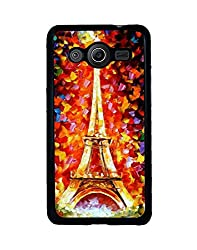 Aart Designer Luxurious Back Covers for Samsung Galaxy Core I 8262 + 3D F1 Screen Magnifier + 3D Video Screen Amplifier Eyes Protection Enlarged Expander by Aart Store.