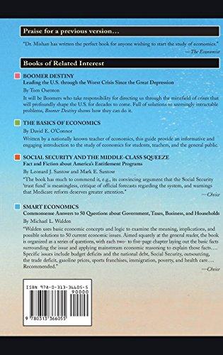 Thirteen Persistent Economic Fallacies