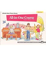 Alfred's Basic All-In-One Course For Children - Book 1: Book 1