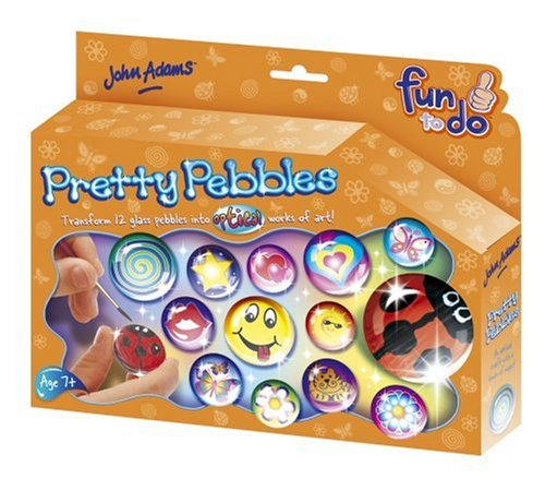 John Adams Pretty Pebbles Kit