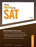Master Math for the SAT: What You Need for Test Success (Peterson's Master Math for the SAT)
