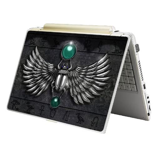 Bundle Monster Laptop Notebook Skin Sticker Cover Art Decal   12 14 15   Fit HP Dell Asus Compaq   Egyptian Signs