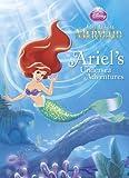 Ariel's Undersea Adventures (Disney Princess) (Deluxe Coloring Book)