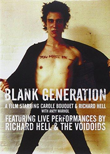 DVD : Carole Bouquet - Blank Generation (DVD)