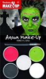 AQUA MAKE-UP - FANCY DRESS ZOMBIE FACE PAINTS