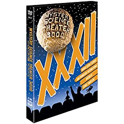 Mystery Science Theater 3000: XXXII (Space Travelers, Hercules, Radar Secret Service & San Francisco International...