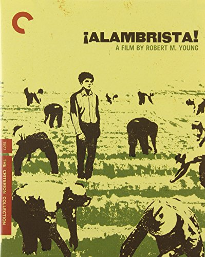 Cover art for  ¡Alambrista! (The Criterion Collection) [Blu-ray]