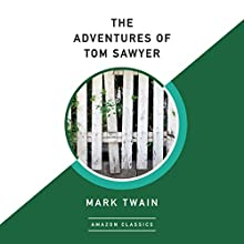 The Adventures of Tom Sawyer Audiobook by Mark Twain Narrated by Dick Hill