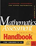 img - for Mathematics Assessment: A Practical Handbook : For Grades 9-12 (Classroom Assessment for School Mathematics Series) book / textbook / text book
