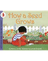 How a Seed Grows (Let's-Read-And-Find-Out Science: Stage 1)