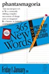 365 New Words Page-A-Day Notepad + Ca...