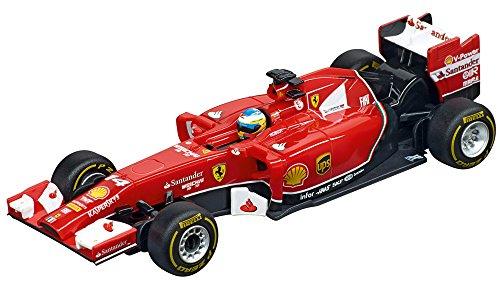 Carrera GO!!! 64028 Modellino Auto Ferrari F 14 T F.Alonso, No.14
