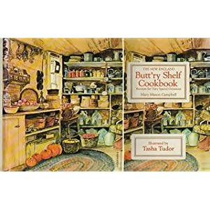 The Butt'ry Shelf Cookbook
