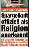 Spargelkult offiziell als Religion anerkannt: Die schrägsten Meldungen aus Deutschlands seriösestem Nachrichtenmagazin
