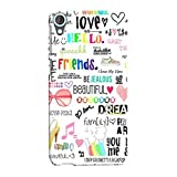 Love Theme 3D Back Cover For HTC Desire 820::HTC Desire 820Q::HTC Desire 820S::HTC Desire 820G+::HTC Desire 820...