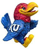 NCAA Kansas Jayhawks Mascot Ornament at Amazon.com
