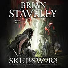 Skullsworn Audiobook by Brian Staveley Narrated by Elizabeth Knowelden