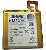 Shinefuture® Replacement Li-ion Battery For Sony Xperia T LT30p LT30i LT30H