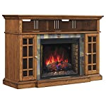 Classic Flame 28MM6307-O107 Lakeland Media Fireplace Mantel, 28-Inch from Classic Flame