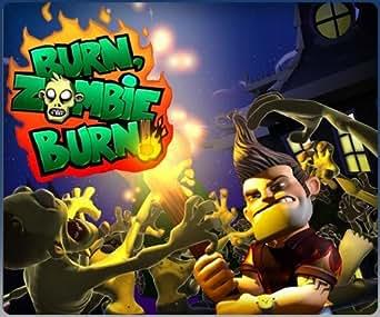 Burn Zombie Burn [Online Game Code]
