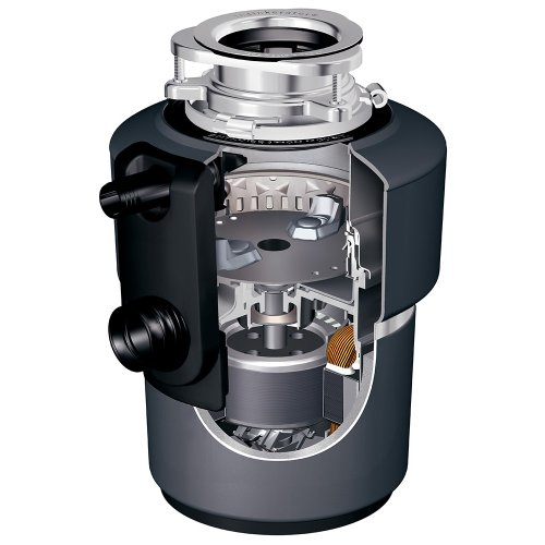 InSinkErator Evolution Essential 3/4 HP Household Garbage Disposer ...