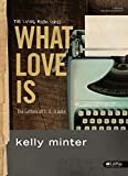img - for What Love Is: The Letters of 1, 2, & 3 John (DVD Leader Kit) (What Is Love) book / textbook / text book