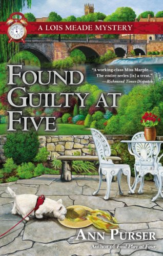 Image of Found Guilty at Five (Lois Meade Mystery)