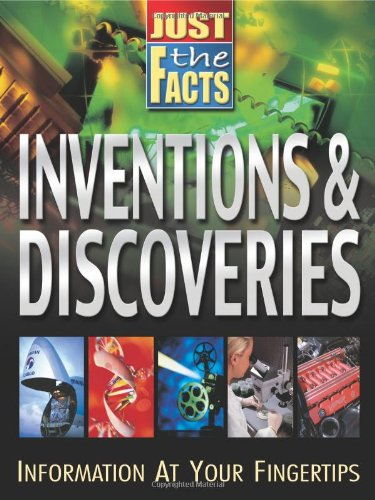 Just The Facts Inventions And Discoveries (Just The Facts (School Specialty))