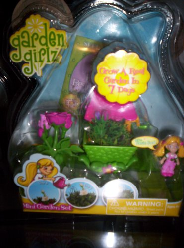 Garden Girlz Mini Garden Set Rosie Bud