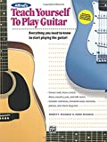 Alfred's Teach Yourself to Play Guitar: Everything You Need to Know to Start Playing the Guitar!, Book & Enhanced CD