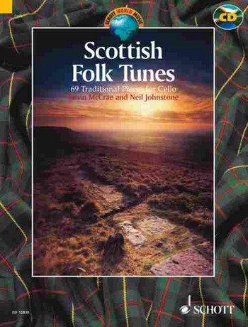 schott-world-music-scottish-folk-tunes-for-cello-cd-mit-bleistift-69-traditionelle-schottische-weise