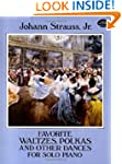 Favorite Waltzes, Polkas and Other Da...