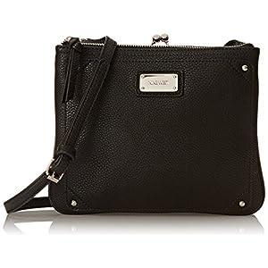 Nine West Jaya Cross Body Bag, Black, One Size