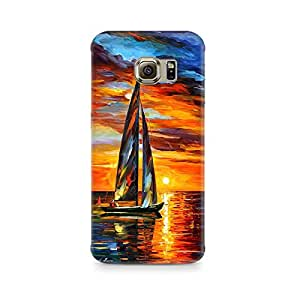 Mobicture Pattern Premium Designer Mobile Back Case Cover For Samsung S7