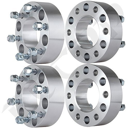 eccpp-4pcs-2-6x135-wheel-spacers-adapters-14x20-studs-fits-6lug-2003-2014-ford-expedition-2004-2014-